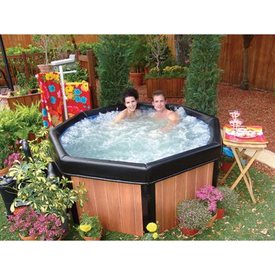 6-Ft. Spa-N-A-Box — Portable Heaven