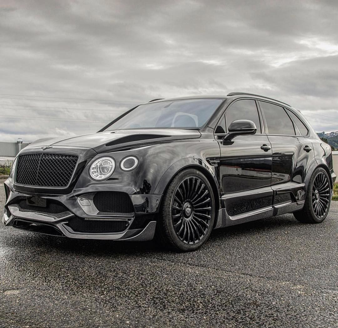 Bentley Bentayga GTX 4x4 -ONYX CONCEPT