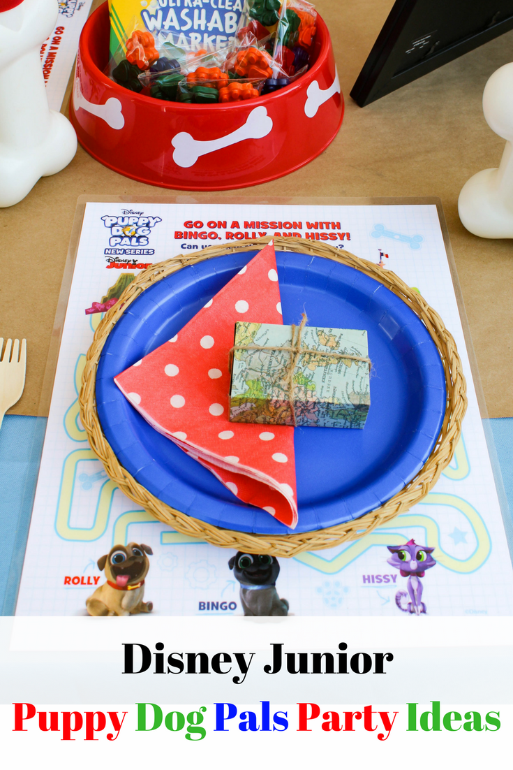 Are You Planning A Disney Junior Puppy Dog Pals Birthday Party