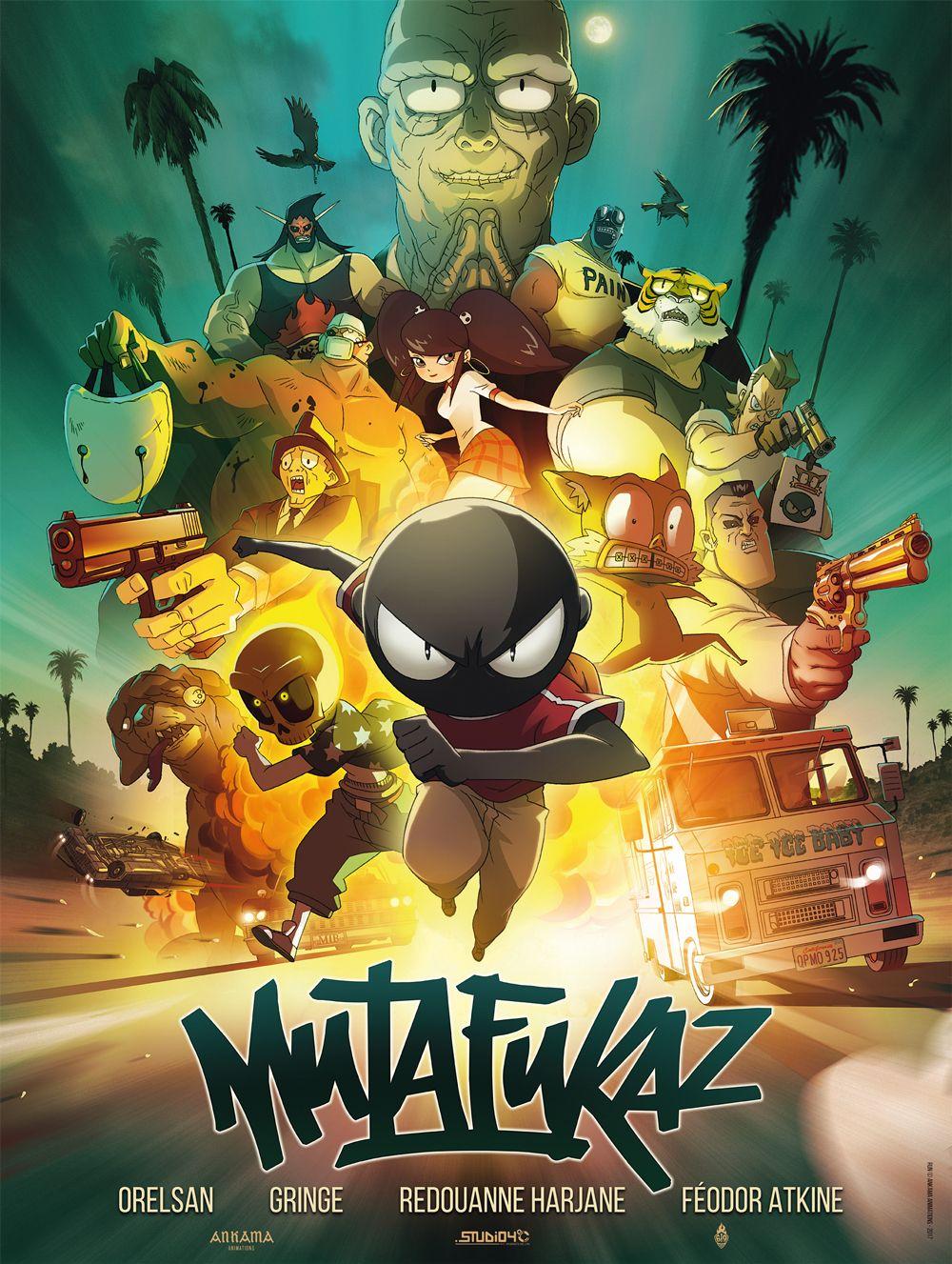 Mutafukaz (2018) HD Wallpaper From Movies