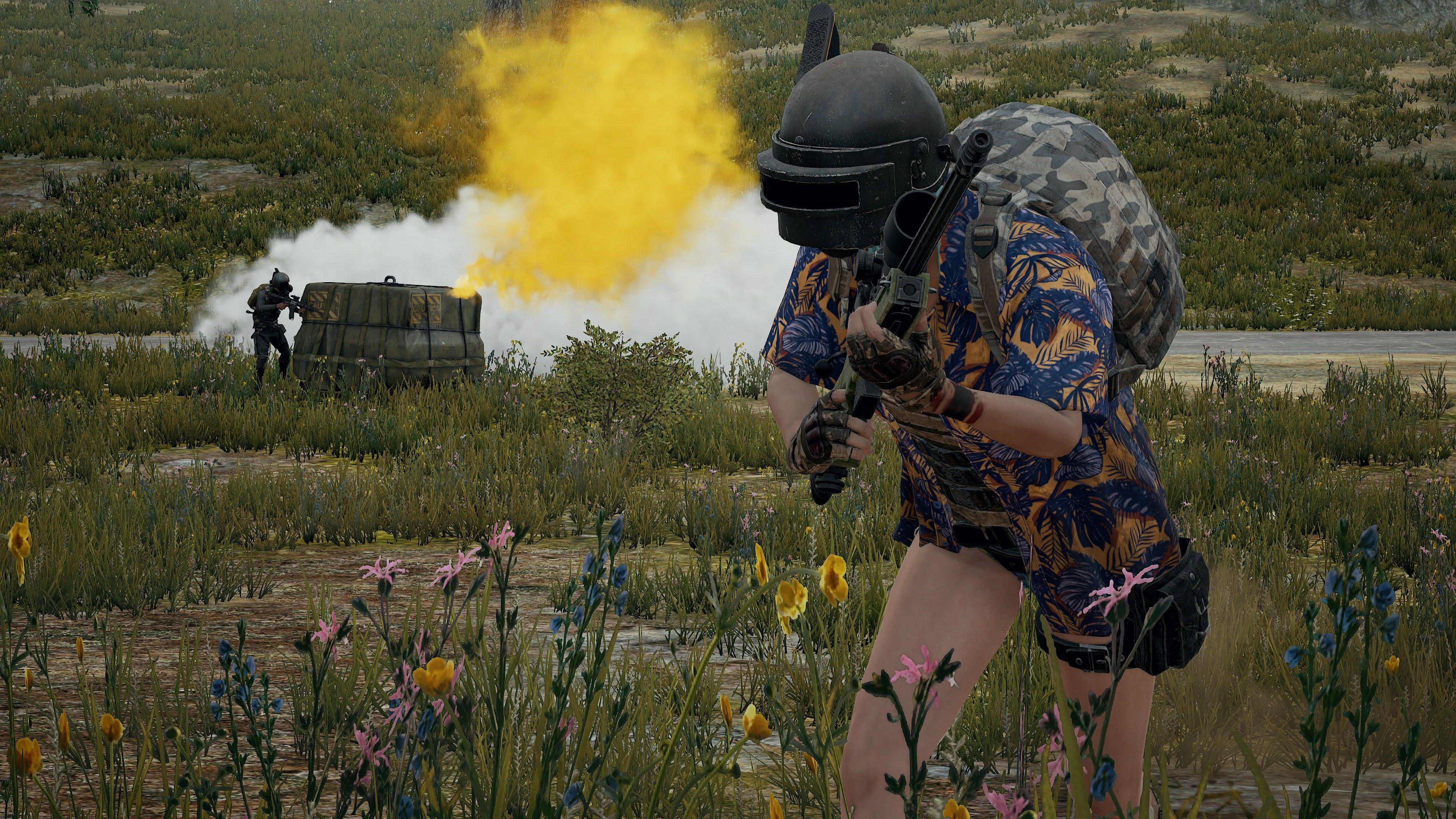 PUBG Air Drop PlayerUnknown's Battlegrounds 4K 25903