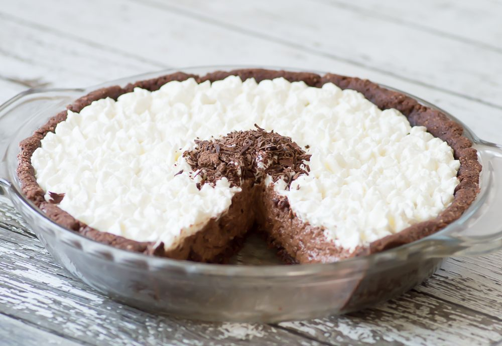 Paleo Chocolate Silk Pie Almost Supermom Gluten Free Sweets