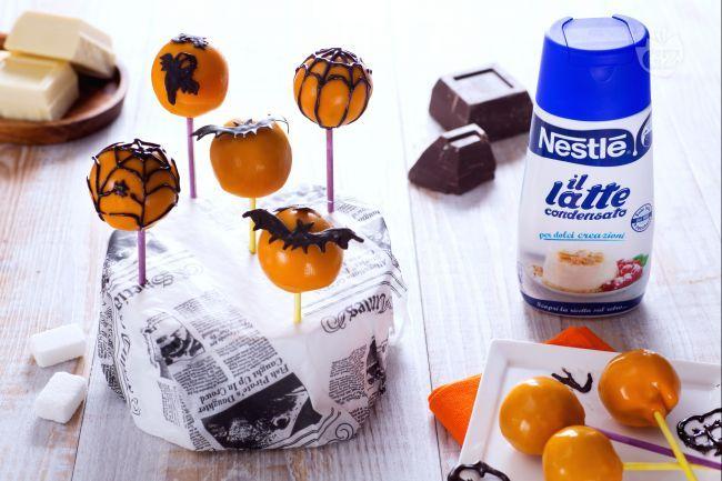 Cake pops di Halloween   Recette   Pinterest