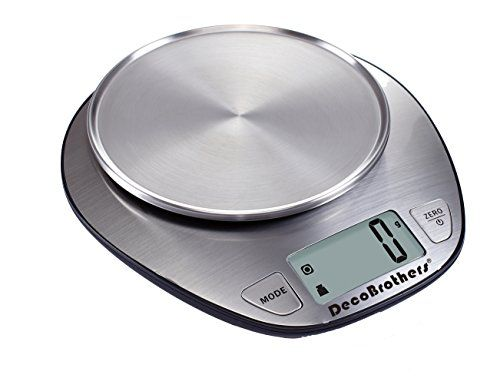 Food Scale Bbi Professional Digital Kitchen Scale Ultra Slim And Easy To Clean Accurately Measures Gra Kitchen Scale Food Scale Digital Pocket Scale
