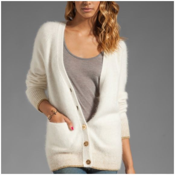 ⚡️Juicy Couture Angora Sweater Cardigan | Angora sweater ...