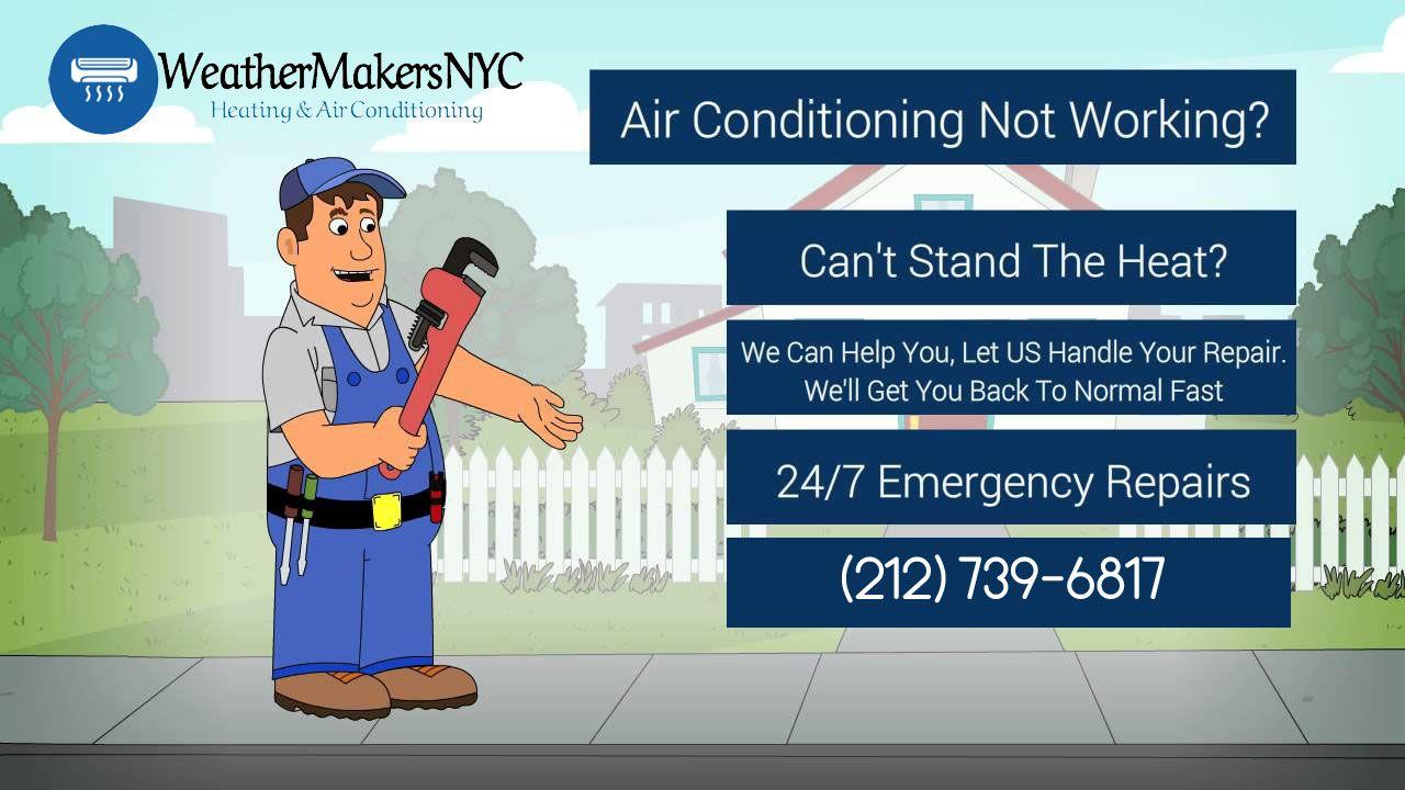 Wethermakers provide best Heating And AC Repair heating