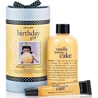 Philosophy Birthday Girl Beauty Gift Set