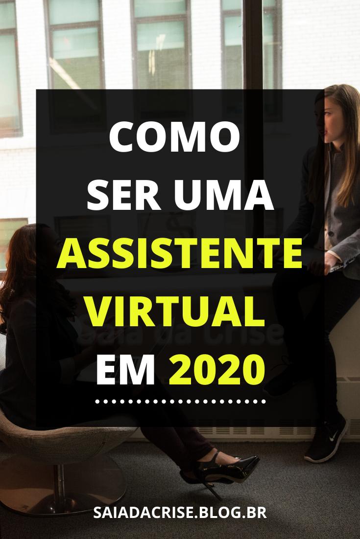 Como Ser uma Assistente Virtual em 2020
