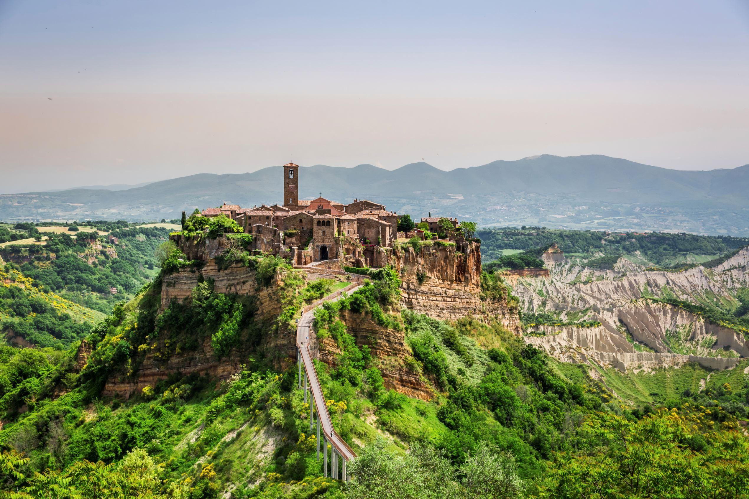 Civita di Bagnoregio - Itália | Italia!!! | Pinterest | Morrer ...