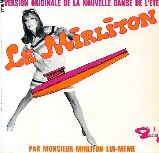 Monsieur Mirliton - Le Mirliton (1967)  https://youtu.be/h6stCyCpP9Y