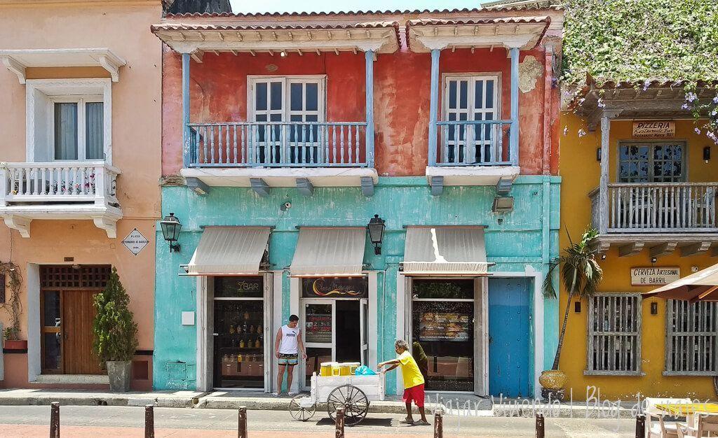 Dónde Comer En Cartagena De Indias Barato Y Rico Viajar Viviendo Vacaciones En Colombia Vacaciones En Uruguay Cartagena De Indias