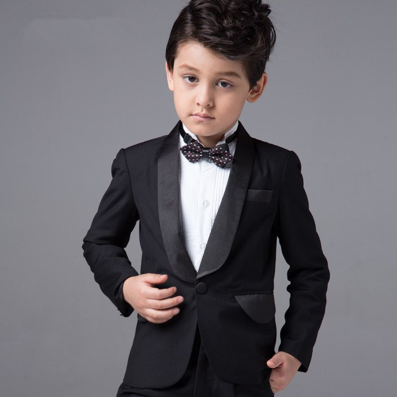 Click To Buy Elegant Children Boy Kids Suit For Weddings Party Formal Wedding Boy Suits Prom Kids Boys Suits Fashionable Baby Clothes Kids Suits