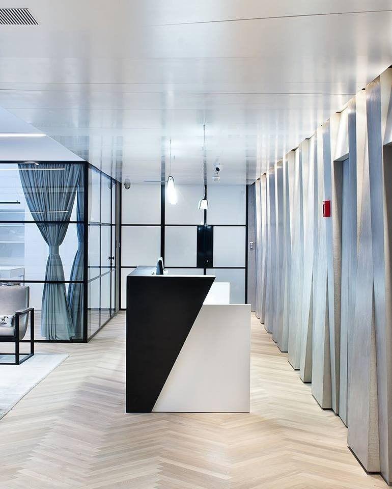 High end luxurious office design ramat gan 2014 artan for High end interior design