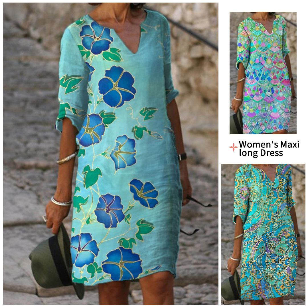 Women S Shift Dress Knee Length Dress Womens Shift Dresses Shift Dress Pattern Summer Dresses For Women [ 1080 x 1080 Pixel ]