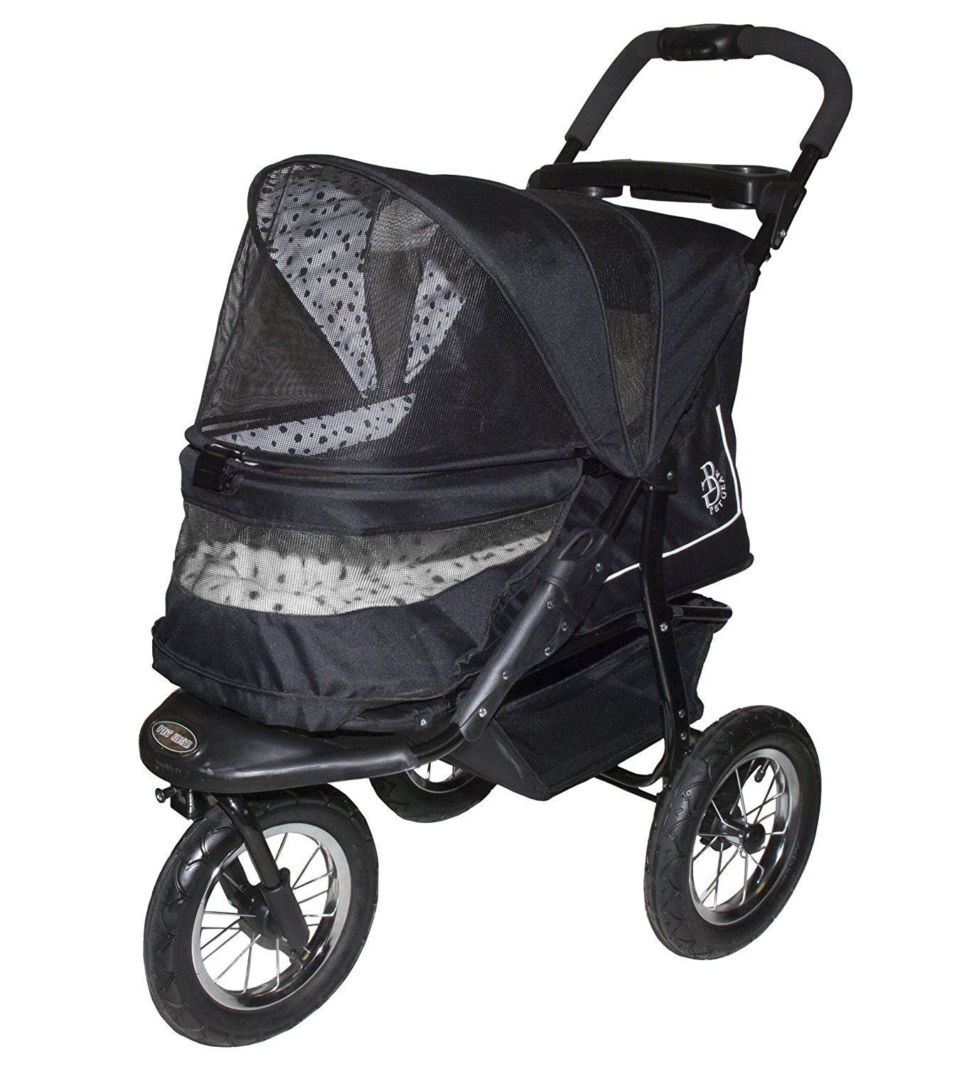 Skyline NV NOZIP Pet Stroller For Pets Up To 70 lbs