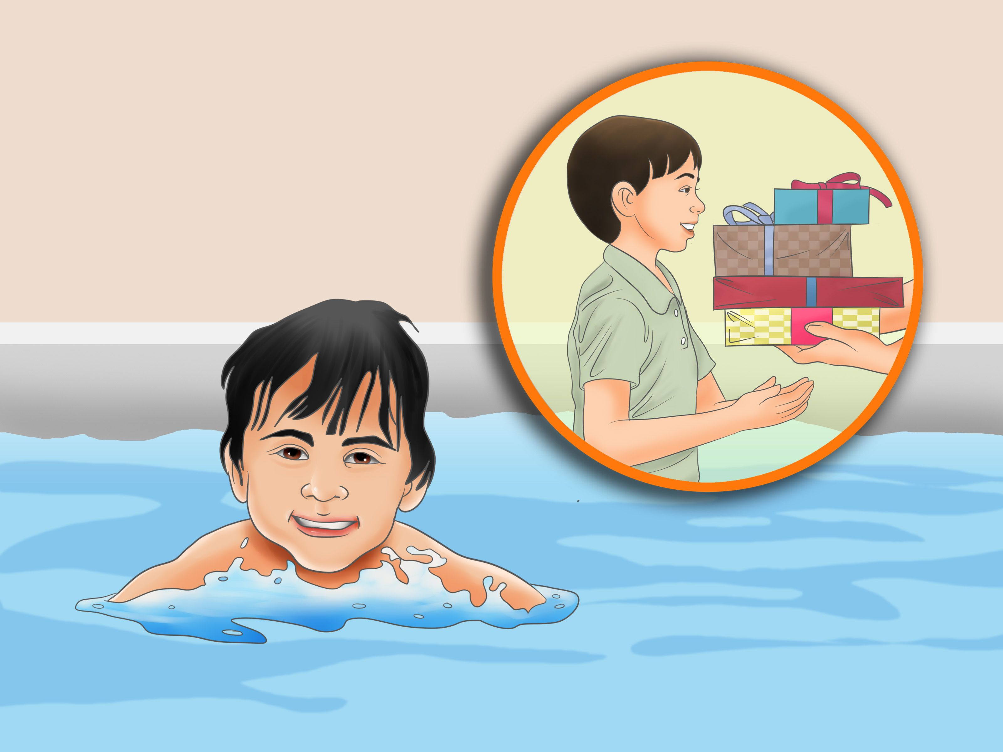 Teach Autistic Children to Swim