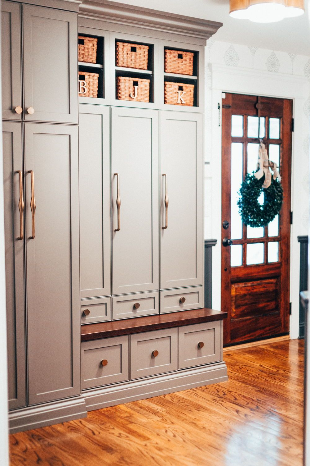 Mudroom Home Decor Nj Based Home Interior Designer