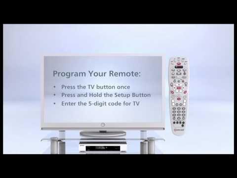 How To Program Your XFINITY Universal Remote - YouTube