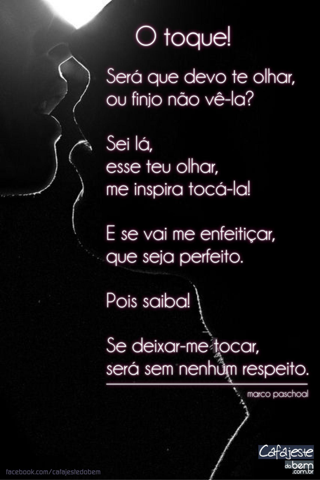 #enfeiticar#tocar#semnenhumrespeito