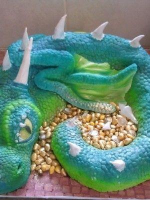Top Sculpted Dragon Cakes Part II  Cake Central cakepins.com