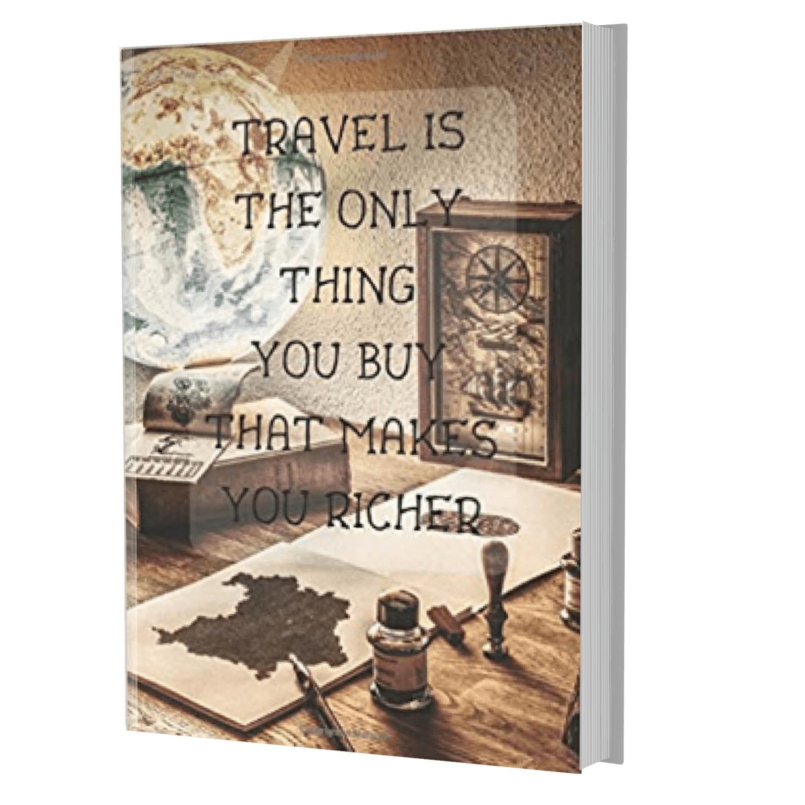 Travel Diary Earth Projects Planets Sketch Book