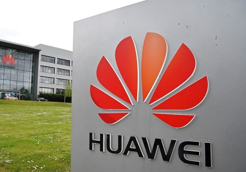 Huawei said reuters on friday that fedex distant two