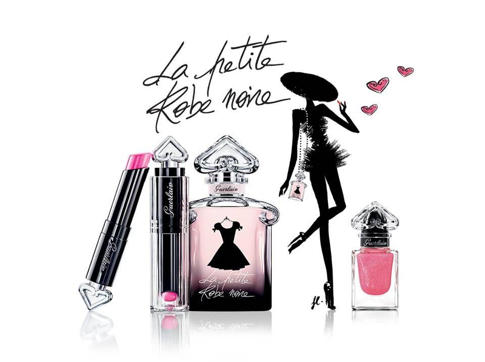Composition du parfum la petite robe noire