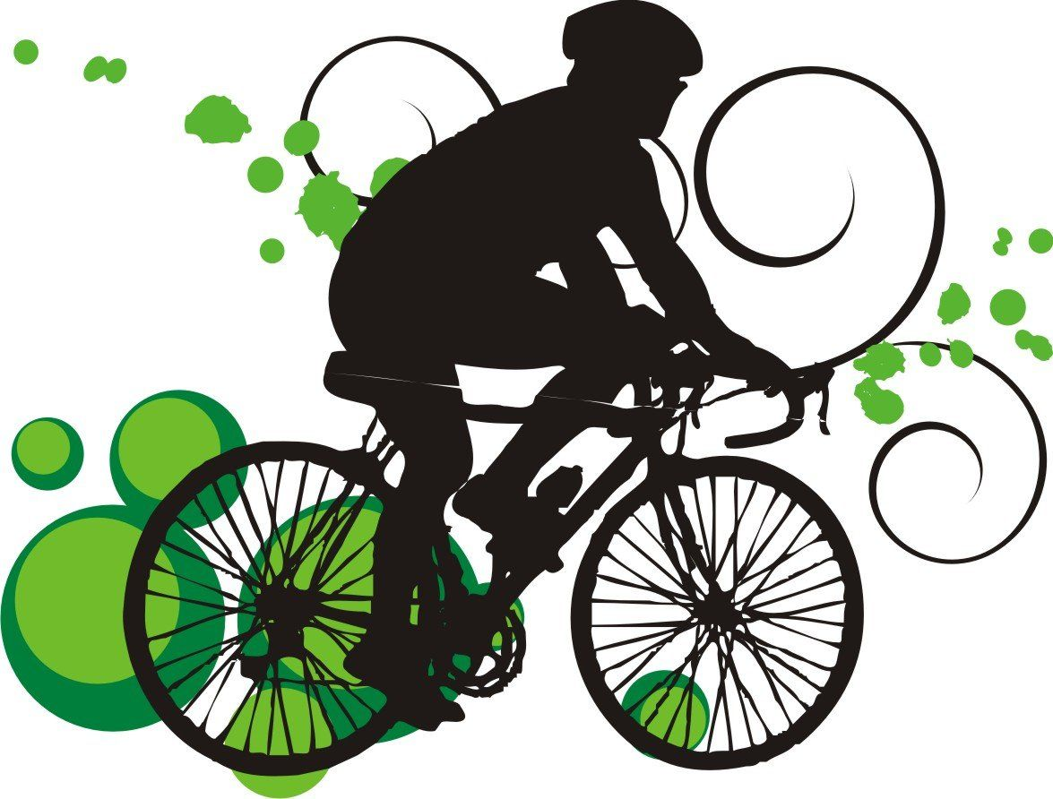 Corel draw clipart images - Welcome Bicycle To Holland Coreldraw