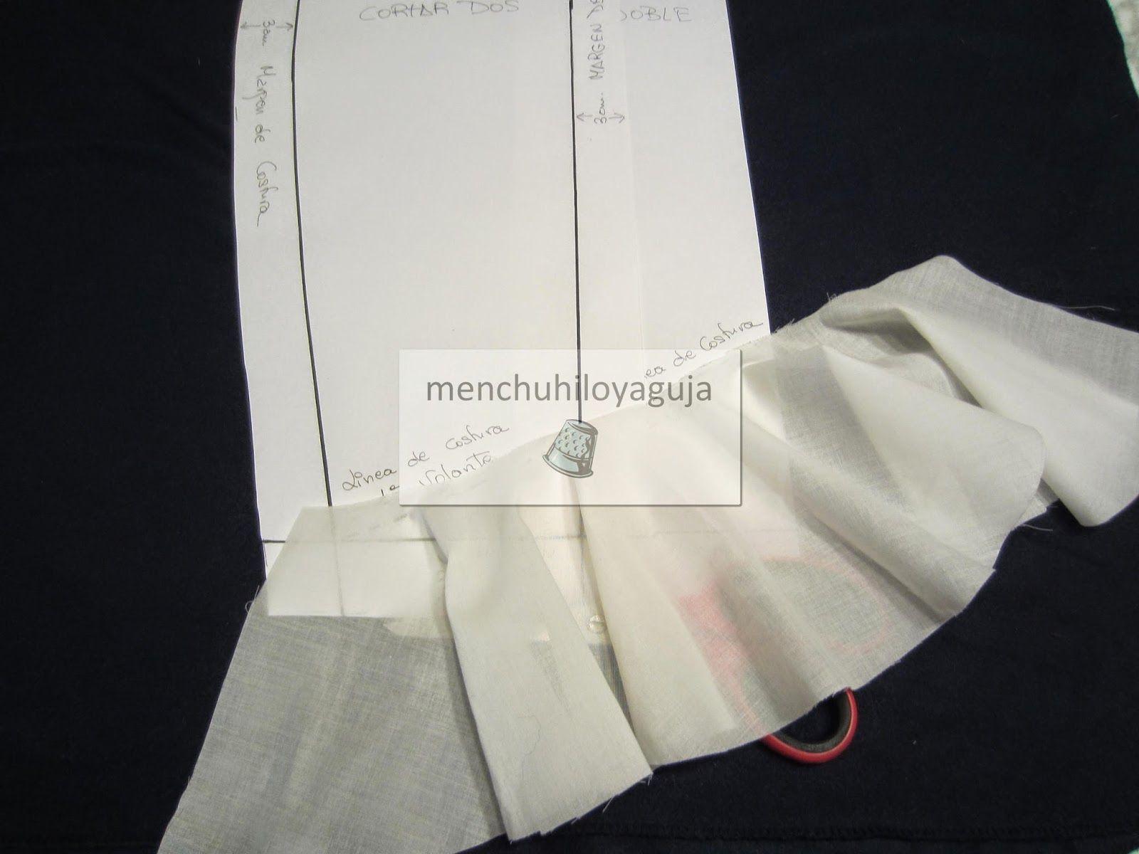 Bajo falda en artesanias - 5 4