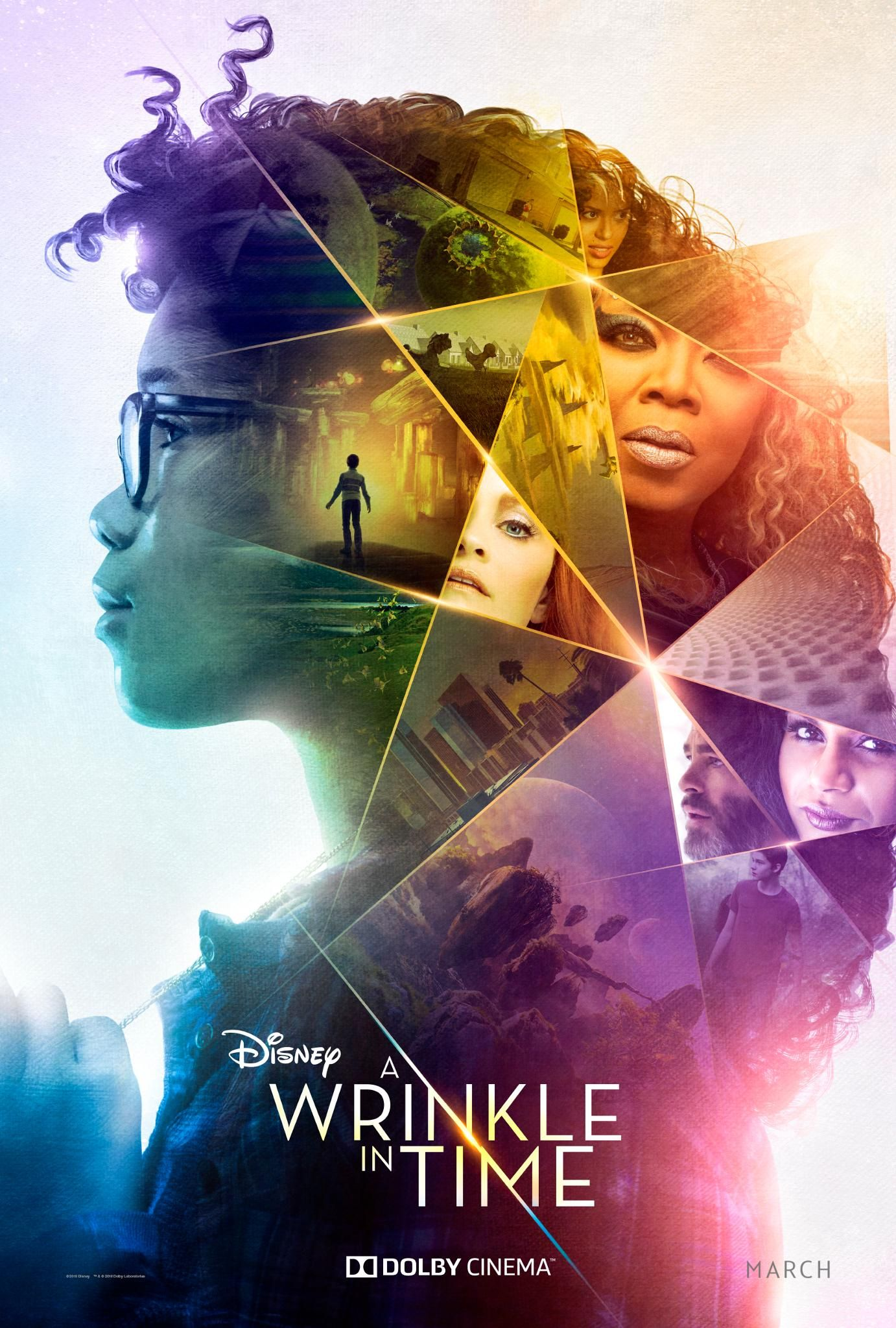 A Wrinkle In Time A Wrinkle In Time Cinema Posters Movies Online