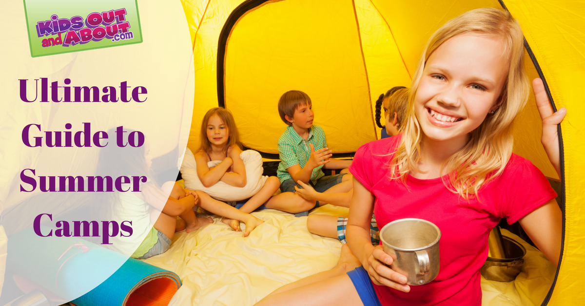 KidsOutAndAbout's Salt Lake City area 2019 summer camp