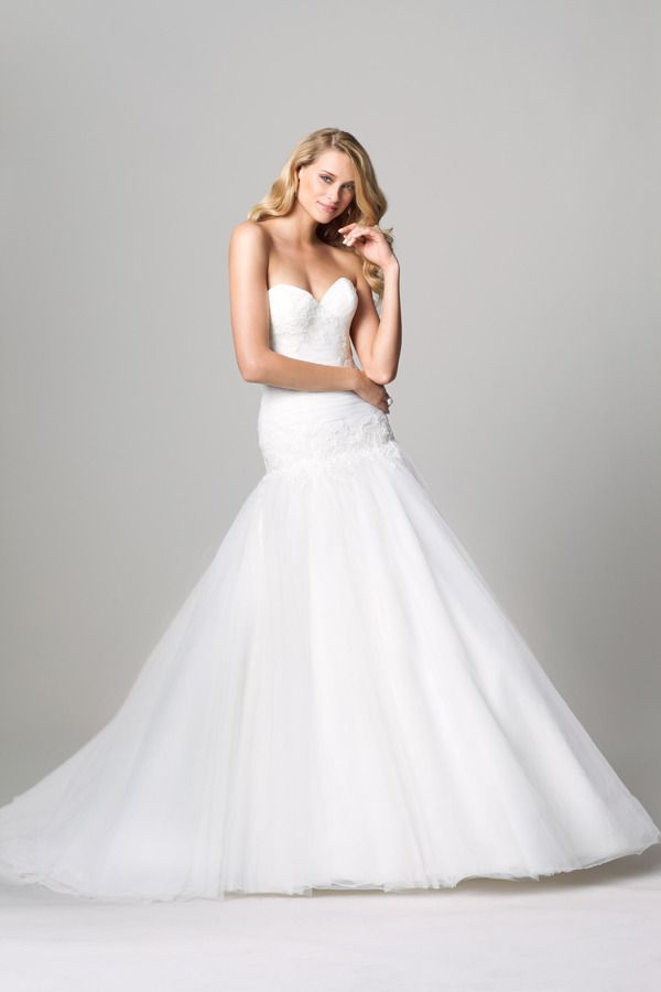 Wtoo Brides Fall 2012 - Watters Collections - StyleMePretty LookBook - Style Me Pretty