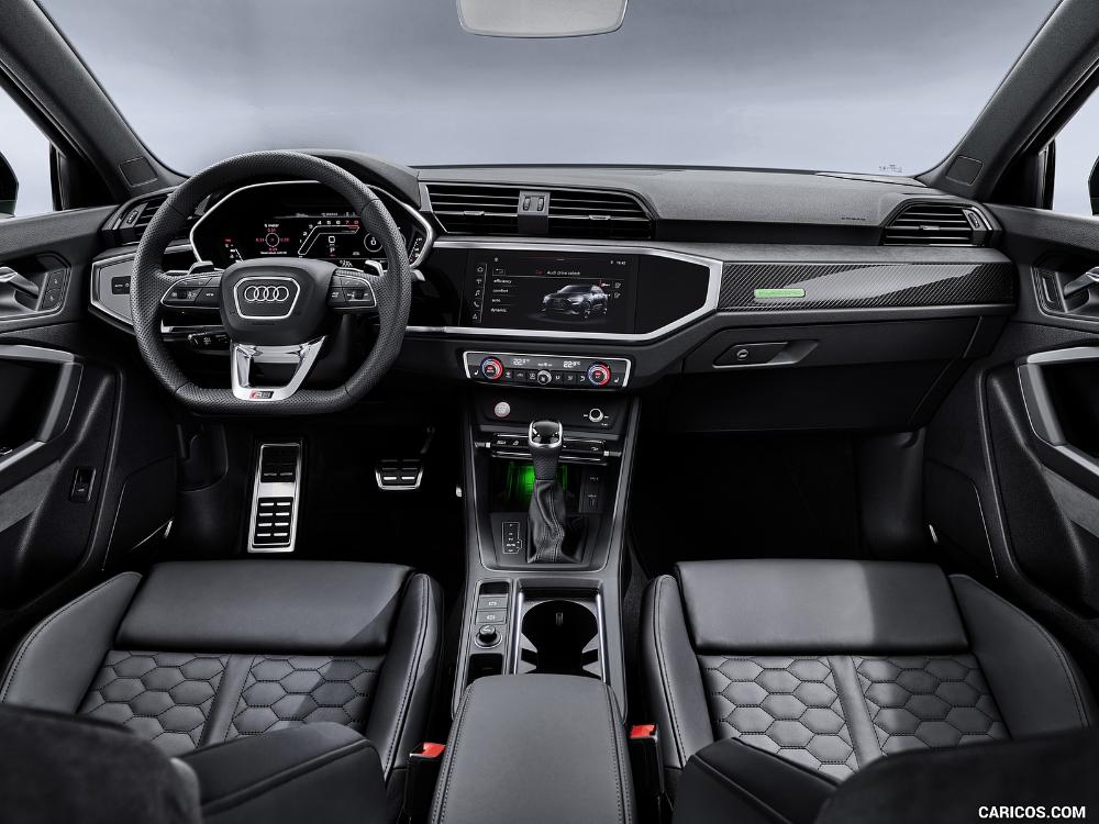 2019 Audi Rs Q3 Sportback Audi Rs Audi Audi Q7 Interior