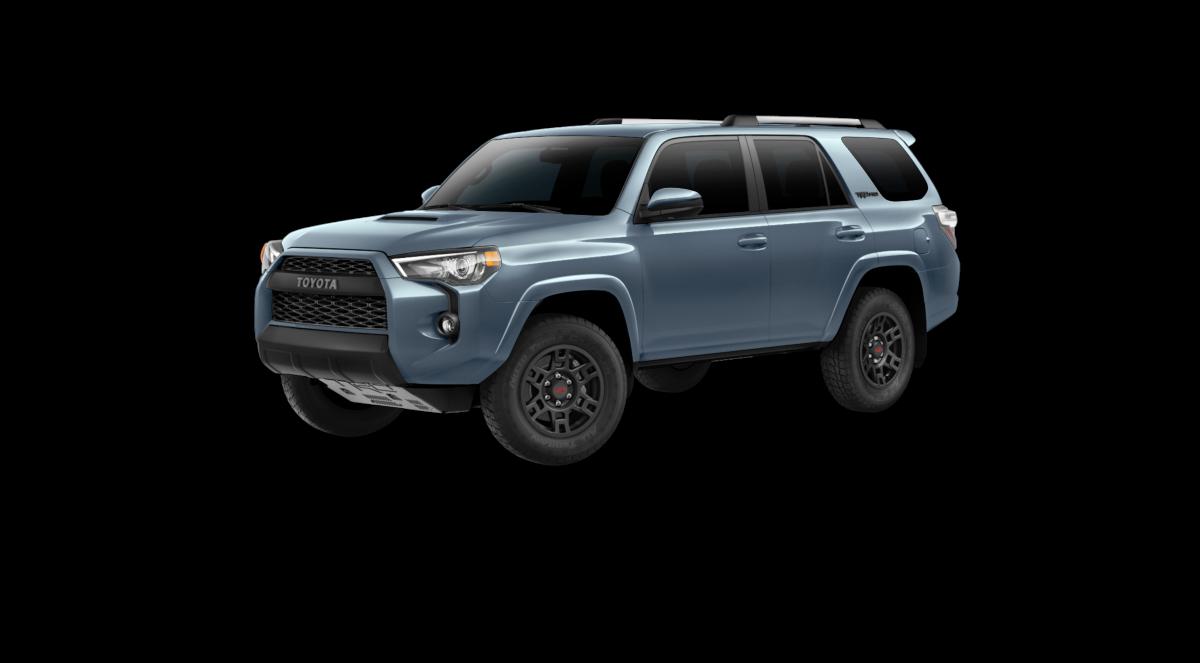 Customize Your Own Car Truck Suv Or Hybrid Toyota 4runner 4runner Toyota