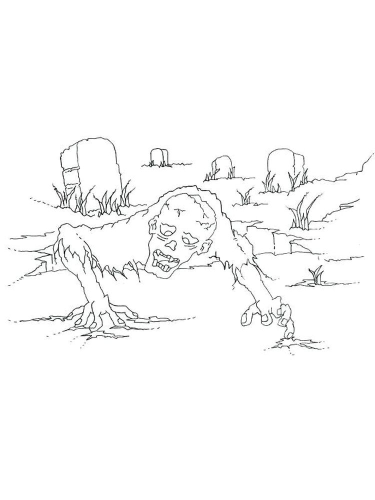 Printable Goosebumps Coloring Pages In 2020 Coloring Pages Halloween Coloring Pages Printable Halloween Coloring Pages