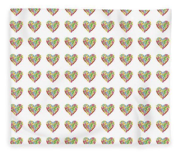 Flip Flops Lovers Soft Sherpa Blanket - Coastal Passion, Generous: Size 60