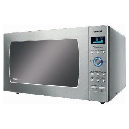 Panasonic Nn Sn643s Stainless 1200w 1 2 Cu Ft Countertop