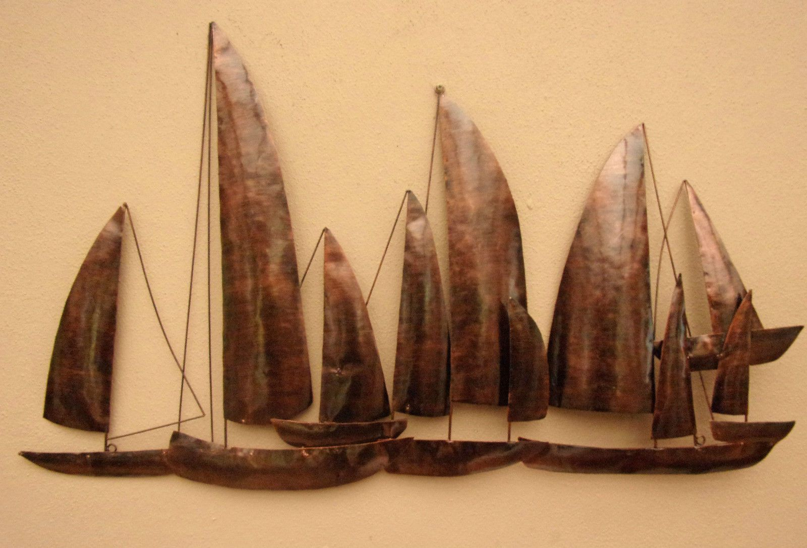 Nice Metal Boat Wall Decor Gallery - The Wall Art Decorations ...