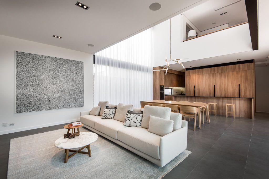 Bright and inviting modern show house in Perth Australia Perth