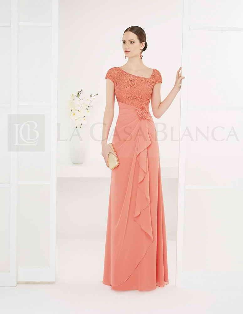 cómo no amar a #rosaclará? si cada vestido suyo es una exquisitez