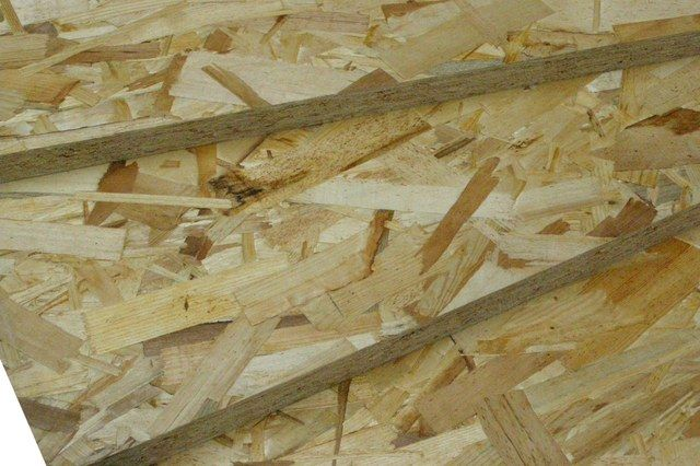 Osb Board Osb Oriented Strand Board Is A Wood Board That Individual Layers Consist Of Long