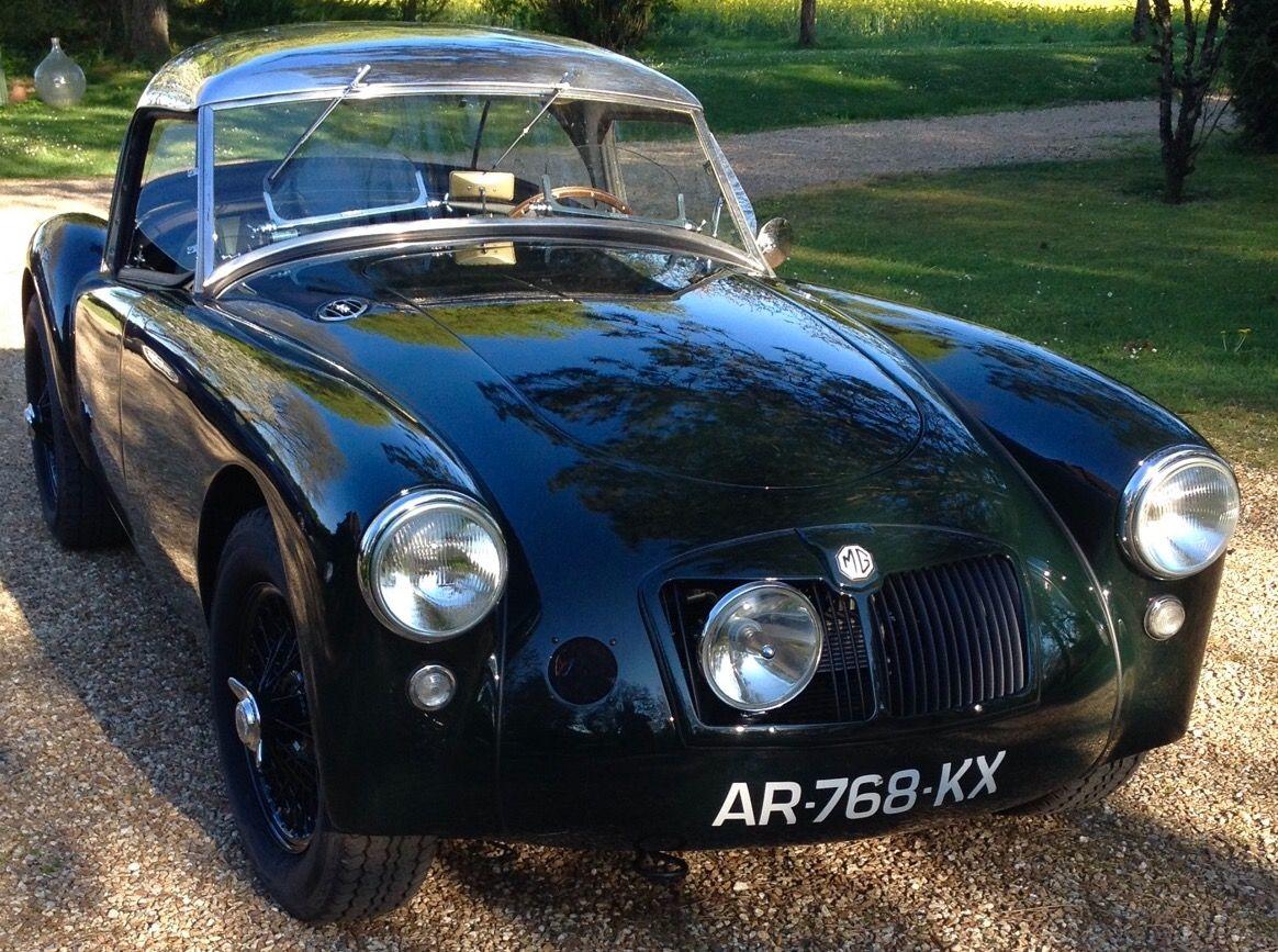 Pin by Derek Carlton on MG | Pinterest | Vintage race car, Vintage ...