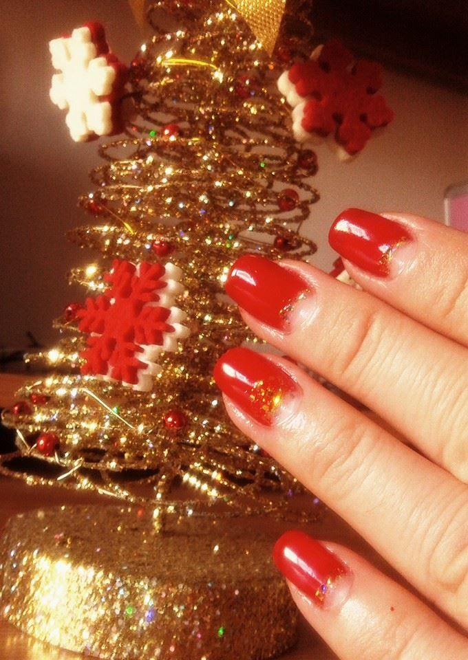 Red christmas!