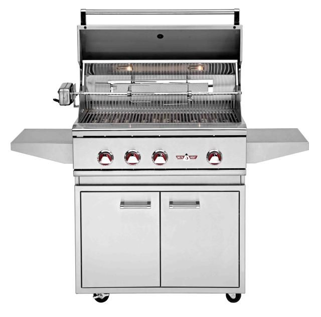 The 8 Best Gas Grills Of 2020 Gas Grill Reviews Outdoor Cooking Grills Best Gas Grills