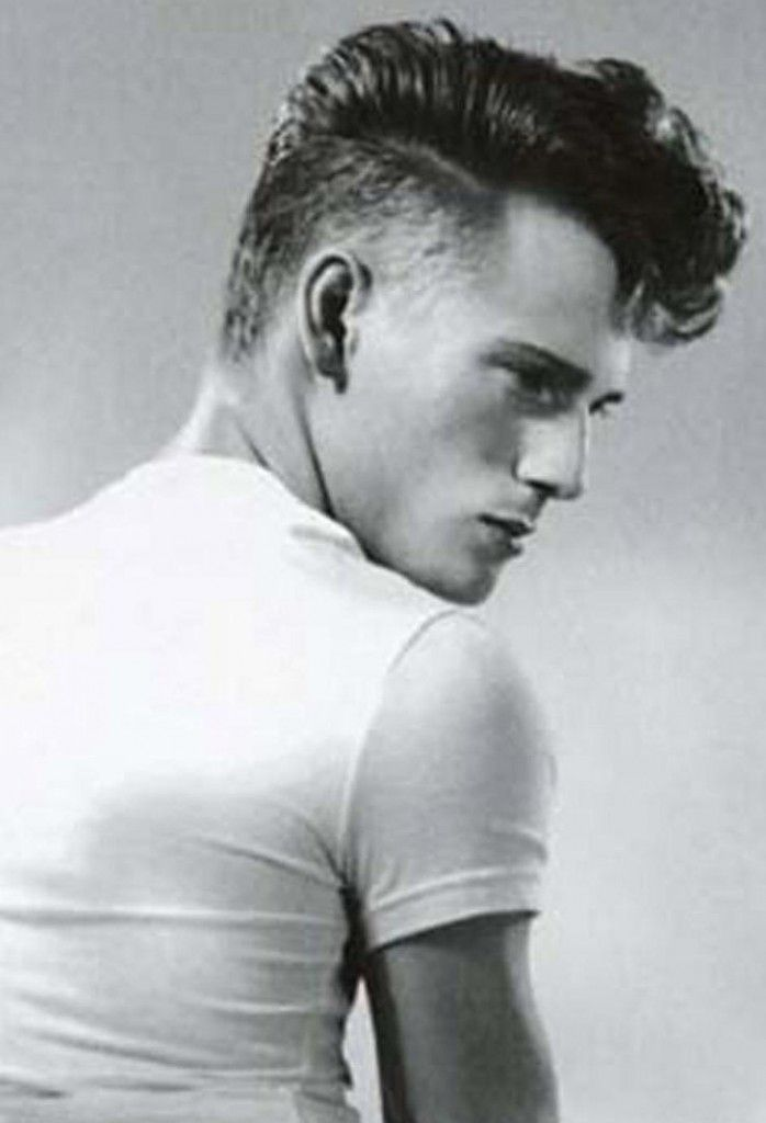 Rockabilly Hairstyles Men Mens Cuts Pinterest Hairstyle Men
