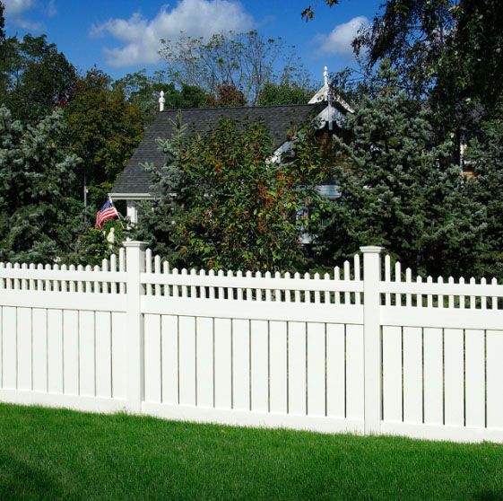 Illusions Pvc Vinyl Fence Photo Gallery Fence
