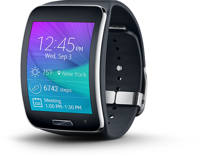 samsung gear s display 2 0 curved super amoled 360 x 480 connectivity wifi b g. Black Bedroom Furniture Sets. Home Design Ideas