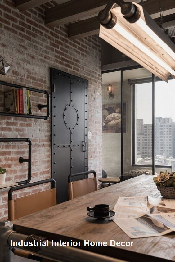 Pin On Industrial Home Design Diy