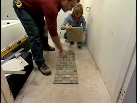 This Is For The Ambitious Do It Yourselfers Learn How To Tile A