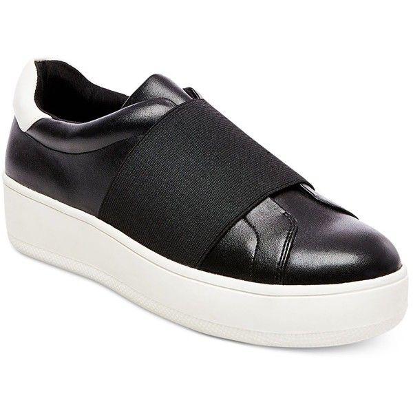 87ec804dda2a Steven by Steve Madden Women s Bravia Slip-On Platform Sneakers (105 CAD) ❤